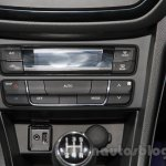 Maruti Vitara Brezza auto climate control at the 2016 Auto Expo