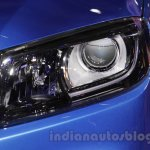 Maruti Vitara Brezza headlamp at the 2016 Auto Expo