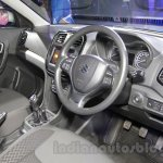 Maruti Vitara Brezza interior at the 2016 Auto Expo