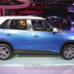 Maruti Vitara Brezza side at the 2016 Auto Expo