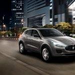Maserati Kubang concept front three quarters