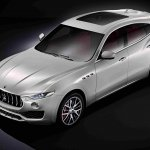 Maserati Levante press image