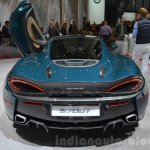 McLaren 570GT rear at the 2016 Geneva Motor Show Live