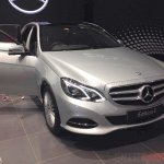 Mercedes E Class Edition E front launched