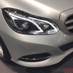 Mercedes E Class Edition E headlamp launched