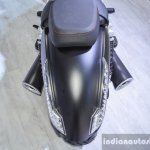 Moto Guzzi Audace LED tail lamps at Auto Expo 2016