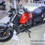Moto Guzzi Audace fork at Auto Expo 2016