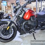 Moto Guzzi Audace front disc brake ABS at Auto Expo 2016