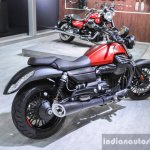 Moto Guzzi Audace rear quarter at Auto Expo 2016