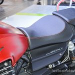 Moto Guzzi Audace seats at Auto Expo 2016