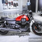 Moto Guzzi Audace side at Auto Expo 2016