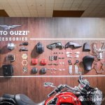Moto Guzzi Eldorado accessories at Auto Expo 2016