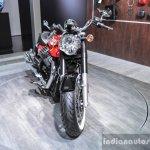 Moto Guzzi Eldorado front at Auto Expo 2016