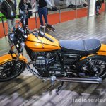 Moto Guzzi V9 Roamer at Auto Expo 2016