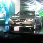 New Skoda Superb launched in India