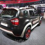Nissan Terrano Special Edition rear right three quarter at 2016 Auto Expo