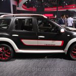 Nissan Terrano Special Edition side at 2016 Auto Expo