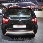Nissan Terrano Special rear Edition at 2016 Auto Expo