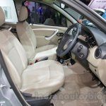 Nissan Terrano T20 Edition front seats at 2016 Auto Expo