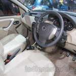 Nissan Terrano T20 Edition interior at 2016 Auto Expo