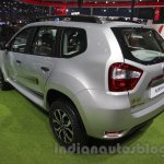 Nissan Terrano T20 Edition rear left three quarter at 2016 Auto Expo
