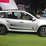 Nissan Terrano T20 Edition side profile at 2016 Auto Expo