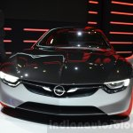 Opel GT Concept front at the 2016 Geneva Motor Show Live