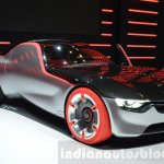 Opel GT Concept front three quarter right at the 2016 Geneva Motor Show Live