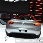 Opel GT Concept rear at the 2016 Geneva Motor Show Live