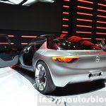 Opel GT Concept rear quarter at the 2016 Geneva Motor Show Live