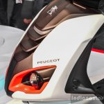 Peugeot Speedfight 4 headlamp at Auto Expo 2016