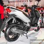 Peugeot Speedfight 4 rear quarter at Auto Expo 2016