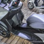 Piaggio MP3 300 Lt Sport ABS floor board at Auto Expo 2016