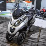 Piaggio MP3 300 Lt Sport ABS headlamps at Auto Expo 2016