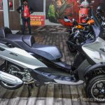 Piaggio MP3 300 Lt Sport ABS side at Auto Expo 2016