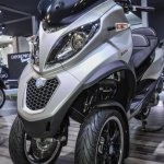 Piaggio MP3 300 Lt Sport ABS three wheeler at Auto Expo 2016