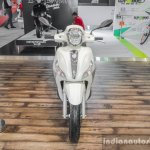 Piaggio Medley 125 ABS front at Auto Expo 2016