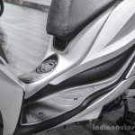 Piaggio Medley 125 ABS fuel filler at Auto Expo 2016