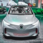 Renault Eolab front at Auto Expo 2016