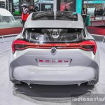 Renault Eolab rear at Auto Expo 2016