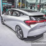 Renault Eolab rear quarter at Auto Expo 2016