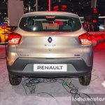 Renault Kwid 1.0 AMT rear at the Auto Expo 2016