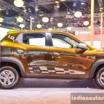 Renault Kwid 1.0 at the Auto Expo 2016