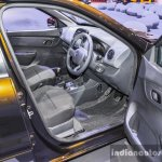 Renault Kwid 1.0 interior at the Auto Expo 2016