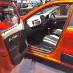 Renault Kwid Climber interiors at Auto Expo 2016