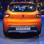 Renault Kwid Climber rear at Auto Expo 2016
