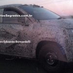 Renault Kwid front spotted testing in Brazil