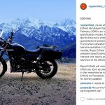 Royal Enfield Himalayan FI for North America anticipated