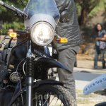 Royal Enfield Himalayan head lamp unveiled
