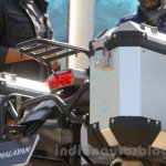 Royal Enfield Himalayan rear carrier luggage unveiled